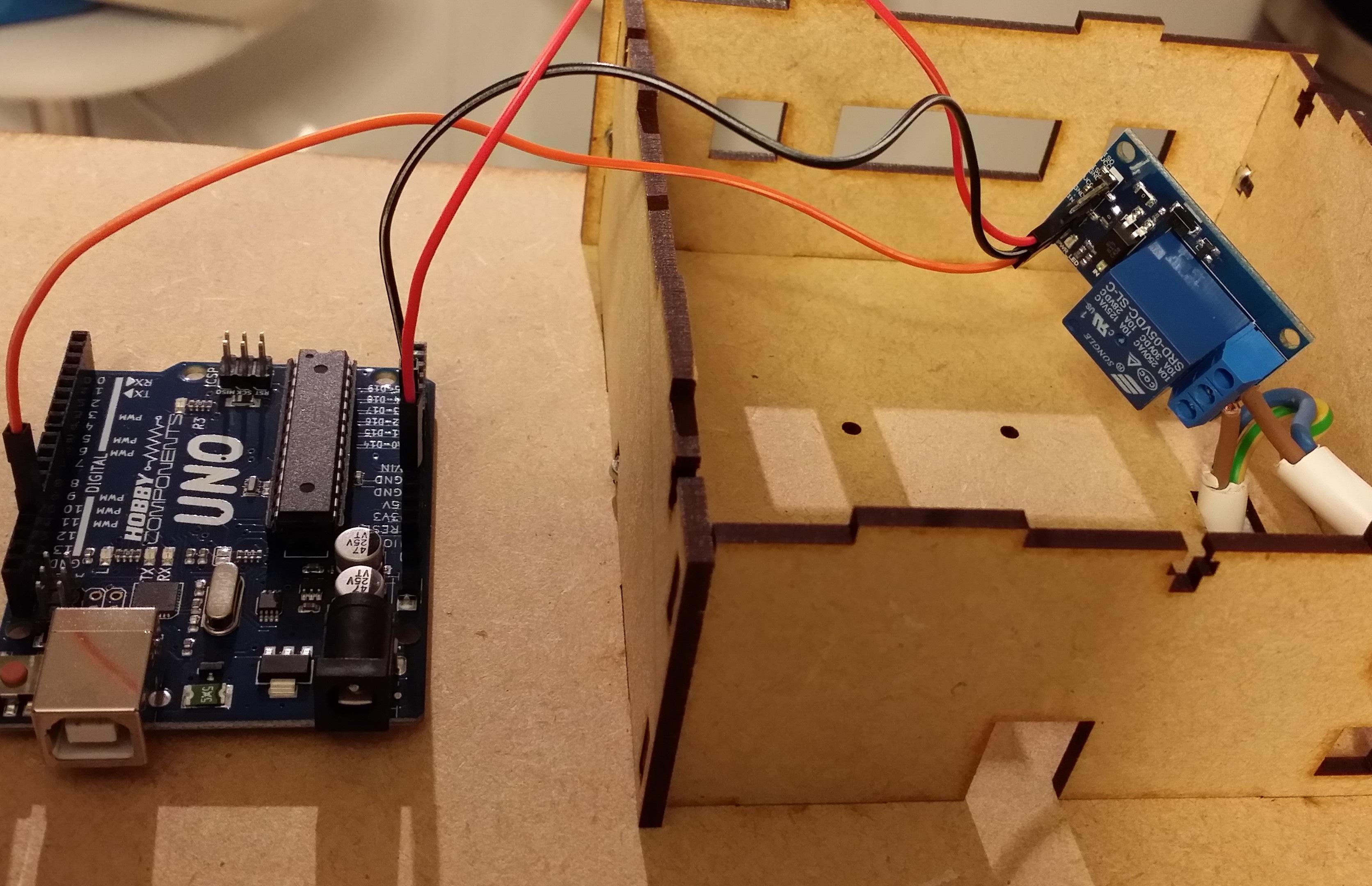 Incubator Arduino Claudias Bricks Biohacking Building Blocks Relay Electronic Brick Fan